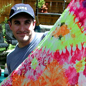 Tie-Dye 03-04 – Dallas – July, 2003