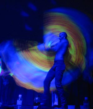 Fireball 03 – Chicago – Flagging
