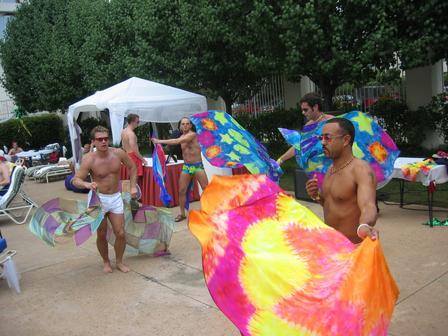 July 4, 04 – Dallas – Pool Party