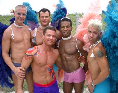 Pride 03 – Dallas – Flagging in the Parade