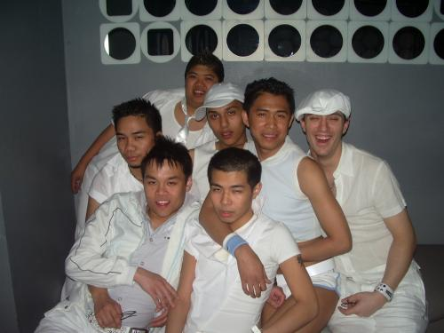 The White Party @ Fly