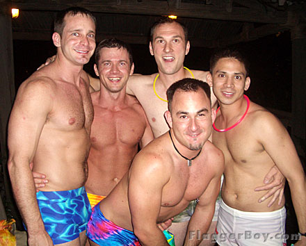 Gay Days 05 – Orlando – Friday Beach Ball