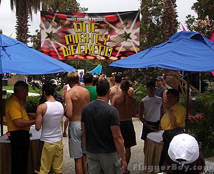 Gay Days 05 – Orlando – Pool Parties