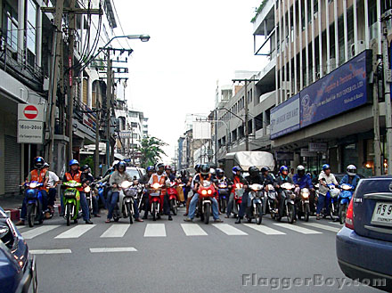 Nation V, Phuket – Bangkok
