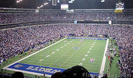 NFL Halftime 05 – Dallas – Performance