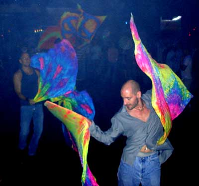 Colorado Weekend – 06 – Club flagging