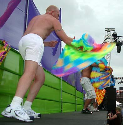 Pride 06 – NYC – Pier Dance