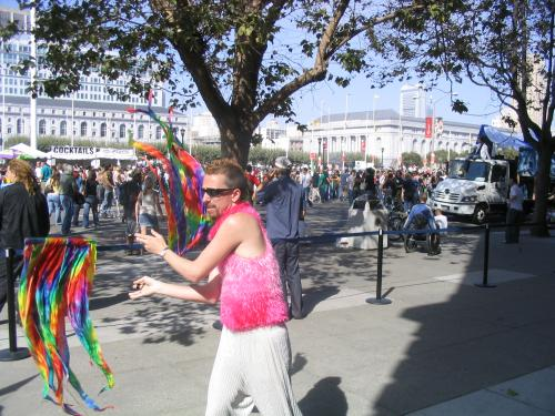 LoveFest and Folsom St