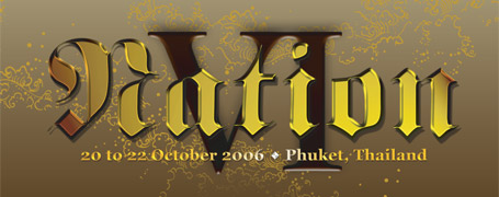 Nation VI – Phuket – Danse Royale