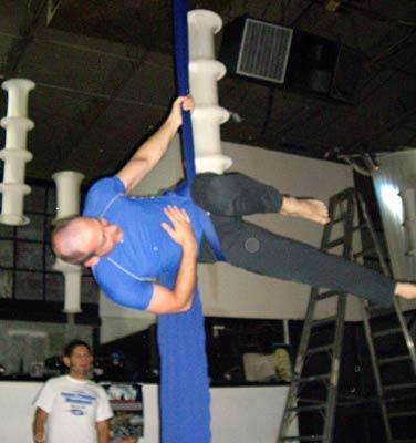 Texas Flagger Weekend 07 – Aerial Silk