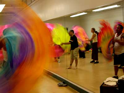Pride 07 – NYC – Flow Class