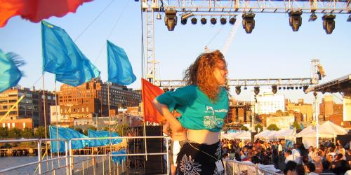 Pride Dance 2007 – Rapture