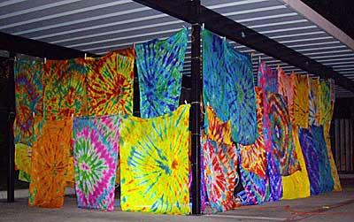 Fifty Sets 07 – Dallas – Tie Dye
